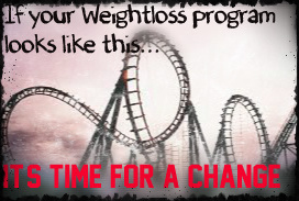 The Weight Loss Rollercoaster