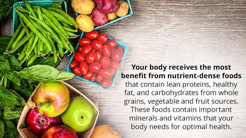 Nutrient Density – Post 2!