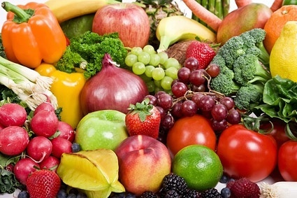 Planning Your Fruit and Vegetable Intakes