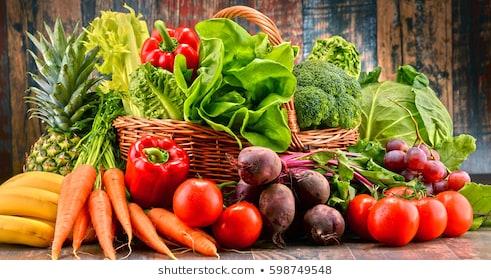 MEDITERRANEAN DIET – VEGETABLES (CONTINUED) – PART 3